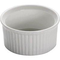 Miska zapékací kulatá dip 7,5 cm 100 ml na paštiku souflé Basic Ramekin