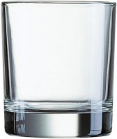 Poháre na whisky 0,3 l Island Arcoroc