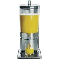 výdajník - dávkovač na nápoje 6 l, nerez, dvojité chladenie, pre bufet, Top Fresh, APS