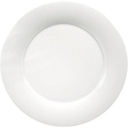 Talíř mělký 280 mm Savoy, bílý, elegantní, luxusní, Seltmann